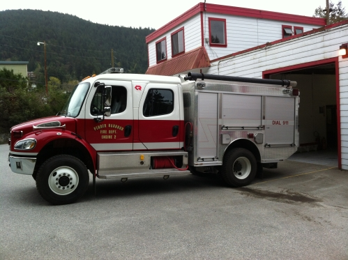 pender harbour fire engine 2