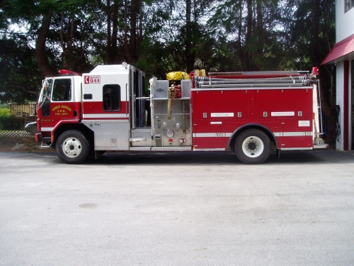 pender harbour fire engine 4